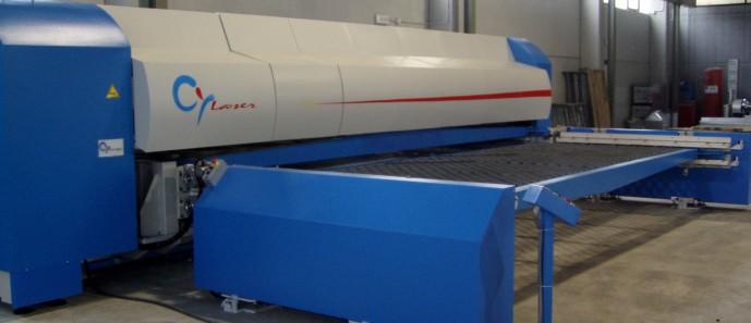 Taglio Laser Zanetti Impianti